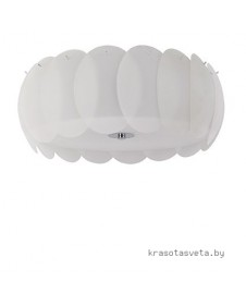 Светильник IDEAL LUX OVALINO PL8 BIANCO 094014