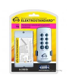 6-канальный контроллер для дистанционного управления освещением Elektrostandard Y6 a031675
