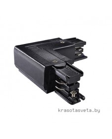 Светильник IDEAL LUX LINK TRIMLESS L-CONNECTOR LEFT - BLACK 169712