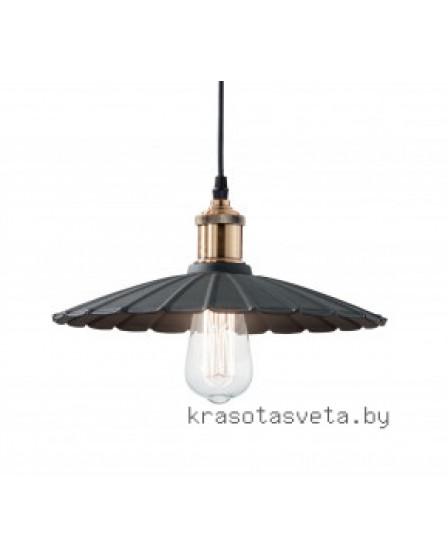 Светильник IDEAL LUX GOTHAM SP1 BIG NERO 134932