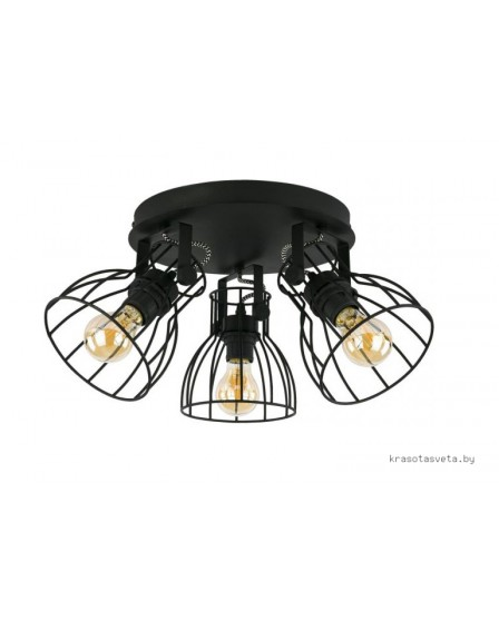 Светильник TK Lighting ALANO BLACK 2123