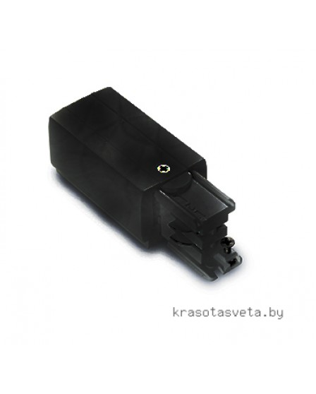 Светильник IDEAL LUX LINK TRIMLESS MAINS CONNECTOR RIGHT - BLACK 169606