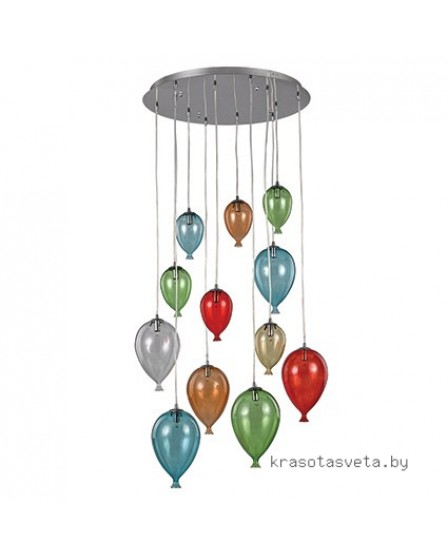 Светильник IDEAL LUX CLOWN SP12 COLOR 100951