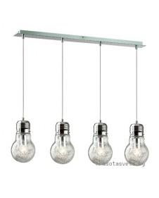 Светильник IDEAL LUX LUCE MAX SB4 047799