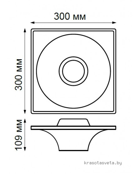 Светильник Novotech CAIL 370495