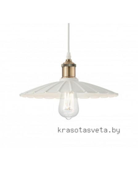 Светильник IDEAL LUX GOTHAM SP1 BIG BIANCO 134925