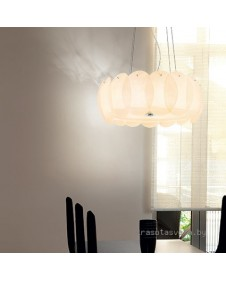 Светильник IDEAL LUX OVALINO SP8 AMBRA 088174