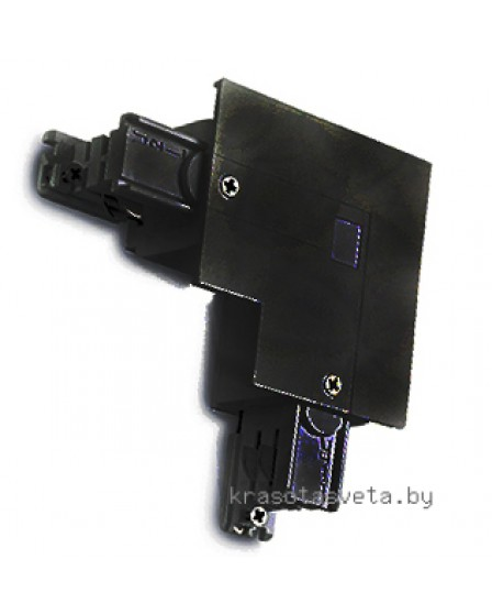 Светильник IDEAL LUX LINK TRIM L-CONNECTOR RIGHT - BLACK 188102