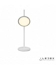 Светодиодная настольная лампа iLedex SYZYGY F010110 WH