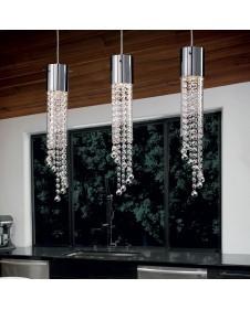 Подвесной светильник Ideal lux GOCCE SP3 091143