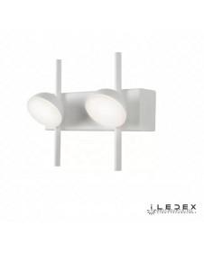 Бра, настенный светодиодный светильник iLedex INEFABLE X088206 6W SWH