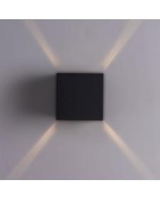 Светильник уличный настенный Arte Lamp RULLO A1414AL-1BK