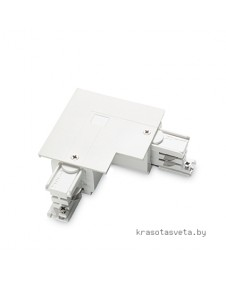 Светильник IDEAL LUX LINK TRIM L-CONNECTOR LEFT - WHITE 188119