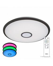 Потолочный светодиодный светильник с RGB подсветкой Citilux Старлайт CL703105RGB