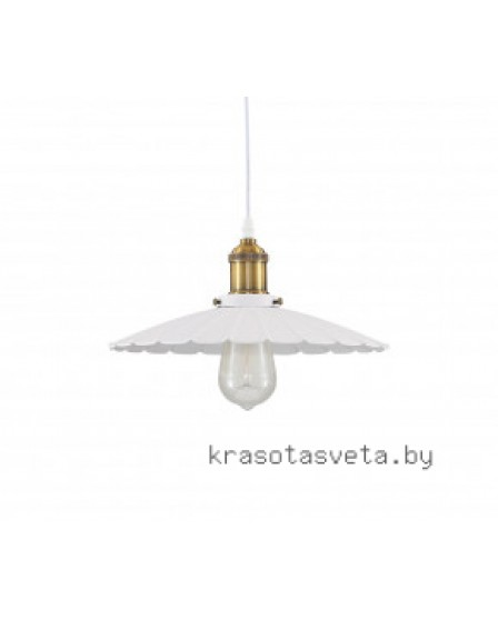 Светильник IDEAL LUX GOTHAM SP1 SMALL BIANCO 134949