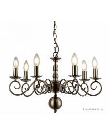 Люстра подвесная Arte Lamp Isabel A1129LM-7AB