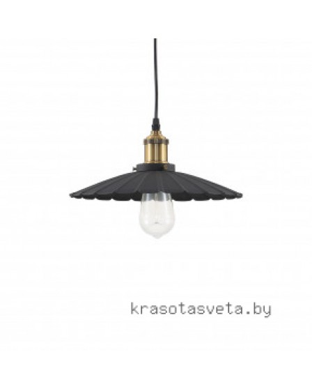 Светильник IDEAL LUX GOTHAM SP1 SMALL NERO 134956