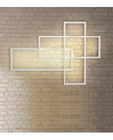 Настенно-потолочный светильник Azzardo QUADRATUS AZ2993