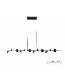 Подвесной светодиодный светильник iLedex INEFABLE X088136 BK