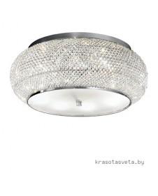 Светильник IDEAL LUX PASHA` PL10 CROMO 100746