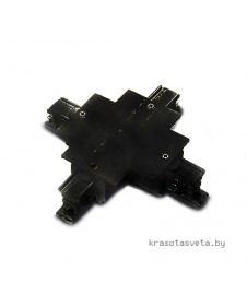 Светильник IDEAL LUX LINK TRIM X-CONNECTOR BLACK 188188