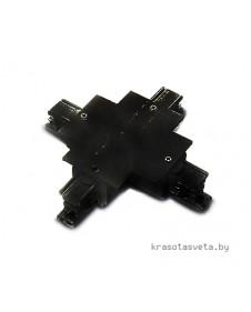 Светильник IDEAL LUX LINK TRIM X-CONNECTOR BLACK 188188