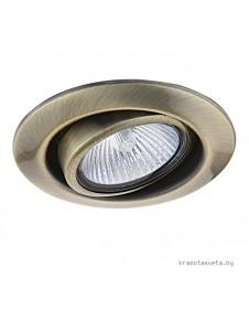 Встраиваемый светильник Lightstar Teso 011081