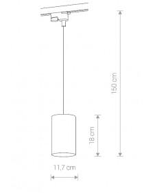 Трековый светильник Nowodvorski PROFILE BIT 8822