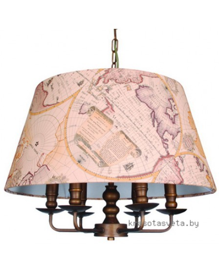Светильник Favourite Mappa 1122-6P