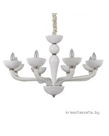 Светильник IDEAL LUX CASANOVA SP8 BIANCO 094045