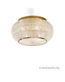 Светильник IDEAL LUX PASHA` PL6 ORO 100807
