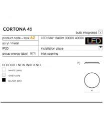 Потолочный светильник Azzardo CORTONA 41 AZ2730