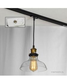 Светильник подвесной трековый Lussole Track Lights LSP-9606-TAW