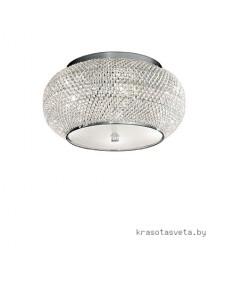 Светильник IDEAL LUX PASHA` PL6 CROMO 100784