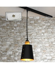 Светильник подвесной трековый Lussole Track Lights LSP-9861-TAW