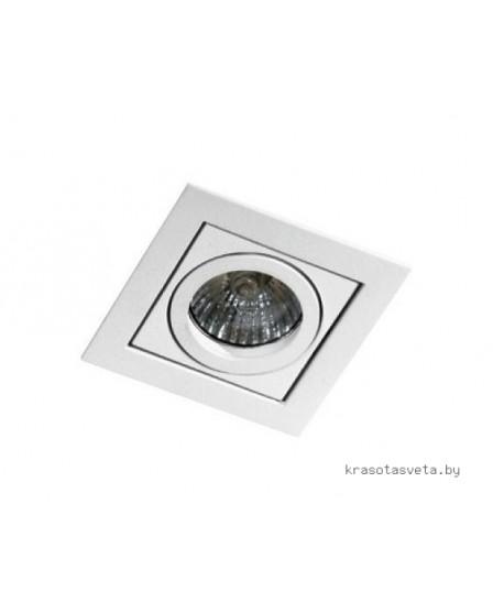 Светильник AZZARDO PACO 1 GM2103 WH