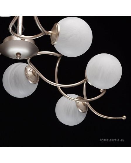 Люстра потолочная MW-Light Оливия 306012709