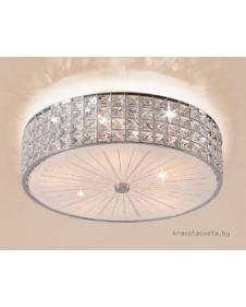 Светильник потолочный хрустальный Citilux Портал CL324151