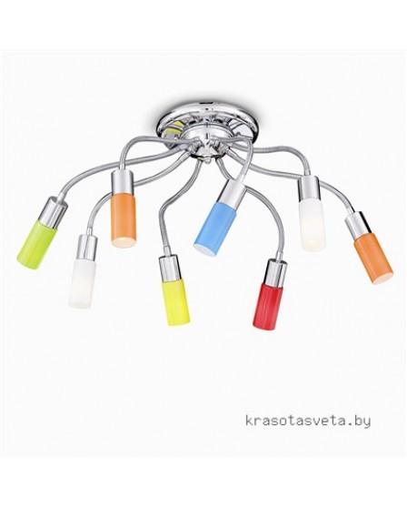 Светильник IDEAL LUX ECOFLEX PL8 COLOR 044545