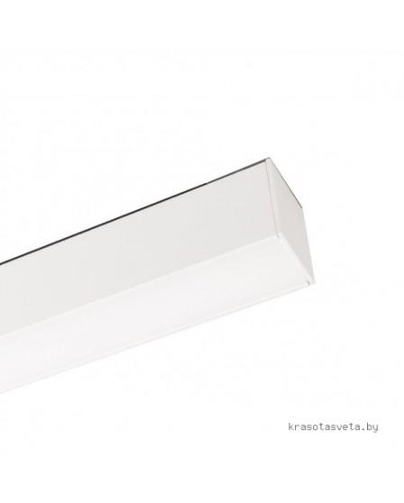 Магнитный трековый светодиодный светильник Arlight MAG-FLAT-45-L405-12W Day 4000K (WH) 026949