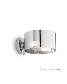 Светильник IDEAL LUX ANELLO AP1 CROMO 028323