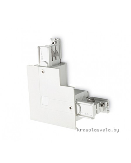 Светильник IDEAL LUX LINK TRIM L-CONNECTOR RIGHT - WHITE 188096