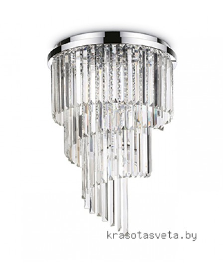Светильник IDEAL LUX CARLTON PL12 168937