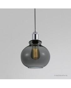 Светильник подвесной Crystal lux OLLA SP1 SMOKE 2601/201
