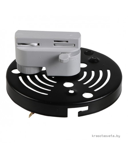 Светильник Трековое крепление с 1-фазным адаптером к 21383х/21483х Lightstar ASTA 592069