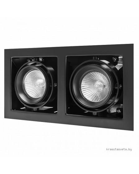 Точечный встраиваемый светильник CARDANO 214028