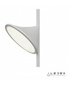 Торшер, напольный светодиодный светильник iLedex SYZYGY F010230 WH