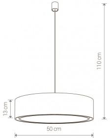 Подвесной светильник Nowodvorski MIST 8942