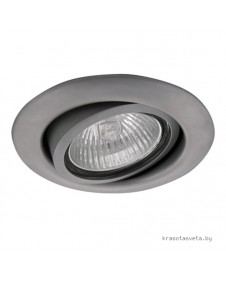 Встраиваемый светильник Lightstar Teso 011089