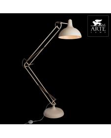 Торшер Arte Lamp GOLIATH A2487PN-1WH